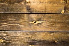 Wood plankatextur Arkivbild