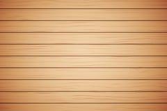 Wood plankatextur för vektor Arkivfoton