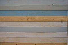Wood plankatextur och bakgrund för gammal färg Abstrakt wood färgrik texturbakgrund Pastellfärgad wood väggtextur Royaltyfria Foton