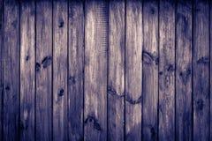 Wood plankaväggtextur Royaltyfri Foto