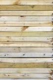 Wood plankaväggtextur Royaltyfri Fotografi