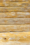 Wood planking from beach hut. Corsica royalty free stock photo