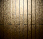 Wood planks background. Brown wood background or texture of plank Stock Photos