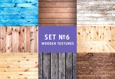 Wood planks background for the product Stock Image
