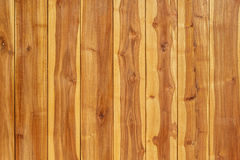 Wood Planks. Brown wood plank wall texture background Stock Image