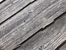 Wood planks. Close view of wood planks in diagonal Royalty Free Stock Photography