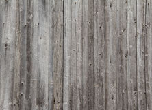 Wood planks. Grey wood planks fence wall Stock Image