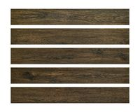 Wood planks isolated on white background. Brown wooden board. Clipping path. Wood planks isolated on white background. Brown wooden board royalty free stock photography