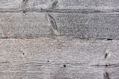 Wood planks from an old house Stock Image