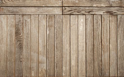 Wood planks pattern Stock Images