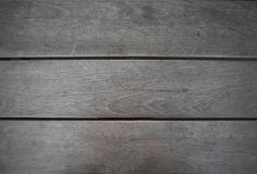Wood planks. On seating beanch Stock Images