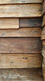 Wood planks wall Royalty Free Stock Photo
