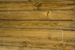 Wood planks wall pattern Stock Images