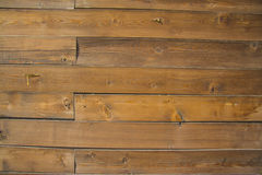 Wood planks wall pattern Royalty Free Stock Images