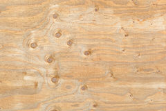Wood plywood surface Royalty Free Stock Images