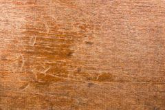 Wood preservative coating to peel over time consuming. Royalty Free Stock Photos