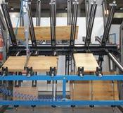 Wood Press Royalty Free Stock Photos