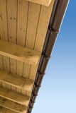 Wood rafters Stock Photography