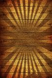 Wood Rays Background. Retro Style Wood Rays Background. Grungy Wood Vertical Background Stock Photo