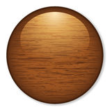 Wood_rect Immagine Stock