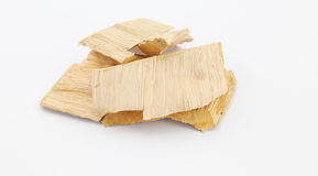 Wood residues Stock Image