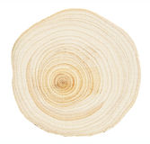 Wood rings Stock Image