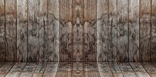 Wood room Stock Images