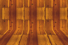 Wood wall room texture wallpapers and backgrounds Royalty Free Stock Photography