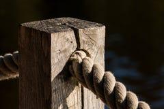 Wood, Rope, Hardware Accessory