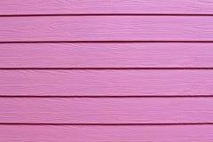 Wood rosa bakgrund Arkivbilder
