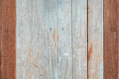Wood rough old door Royalty Free Stock Image