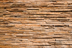 Wood 's wall Stock Photo