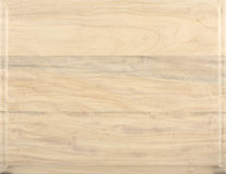 Wood Sample - White Mahogany Royalty Free Stock Photos