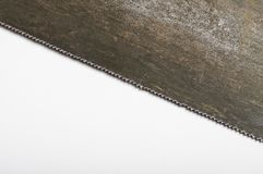 Wood saw Royalty Free Stock Photo