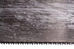 Wood saw blade Royalty Free Stock Photo