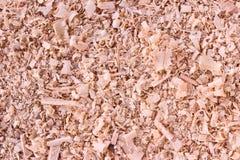 Wood Sawdust Royalty Free Stock Photo