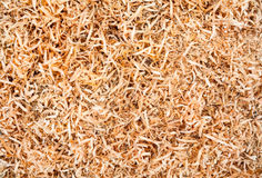Wood sawdust Royalty Free Stock Photos