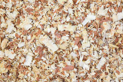 Wood Sawdust Texture Background Stock Photos