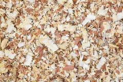 Wood Sawdust Texture Background Stock Photos