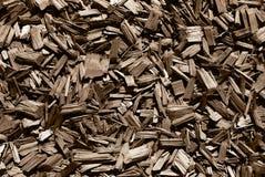 Wood scrap. View of decorative scrap cutting wood Stock Photos