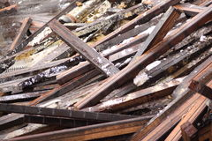 Wood scrap Royalty Free Stock Photo