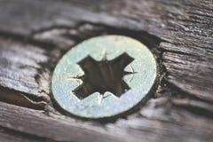 Wood screw Stock Photos