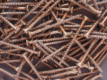 Wood screw Stock Images