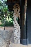 Wood sculpture Stock Photos