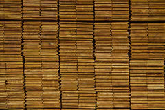 The wood section Royalty Free Stock Images