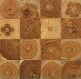 Wood Section Royalty Free Stock Photography