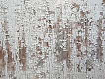 Wood with shabby paint Royalty Free Stock Photography