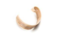 Wood shavings Royalty Free Stock Photos