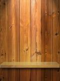 Wood Shelf royalty free stock photos