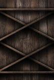 Wood shelf Stock Photo